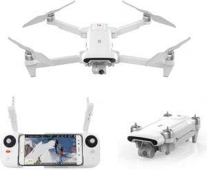 FIMI XiaoMi X8SE Foldable Portable Desgin Quadcopter Drone 4K Camera UHD 100Mbp HDR