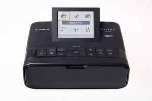 SELPHY CP1300 Black Wireless Compact Photo Printer